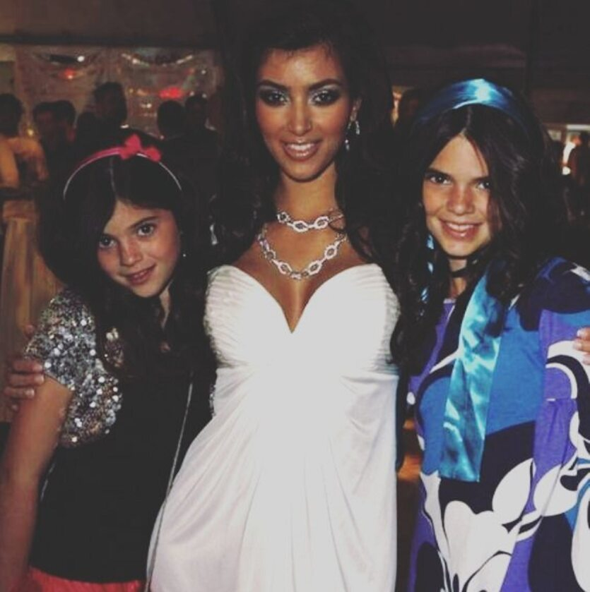 Kylie, Kim i Kendall