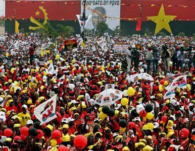 Angola: petrodolarowe bogactwo da władzy kolejną kadencję?