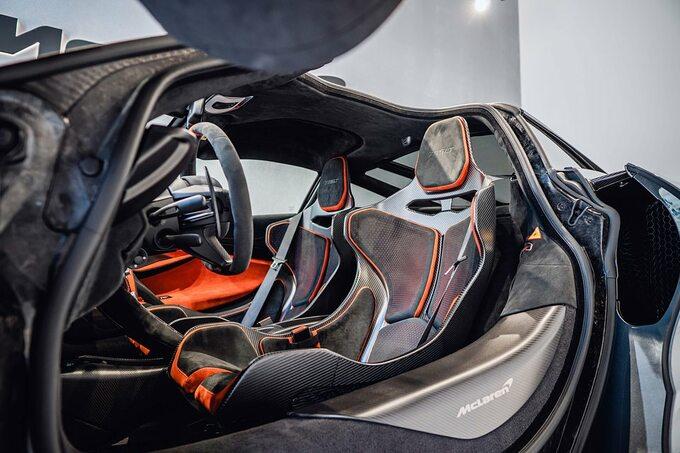 McLaren Warszawa Concept Pop-Up Store wEuropejski Boutiques