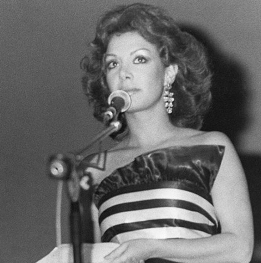 Virginia Vallejo w 1981 roku