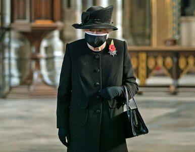 Królowa Elżbieta II wróciła do obowiązków zaledwie cztery dni po śmierci...