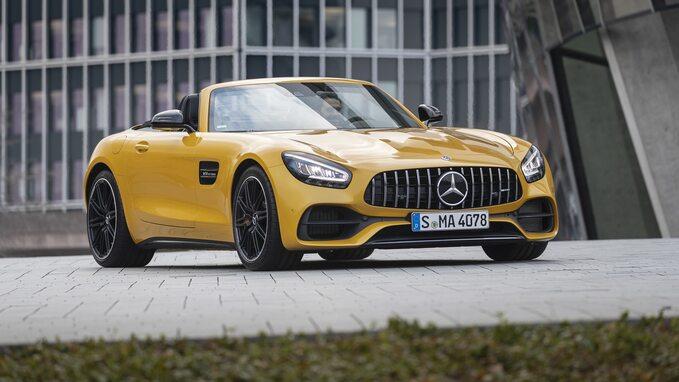 Mercedes-AMG GT iGT R Pro