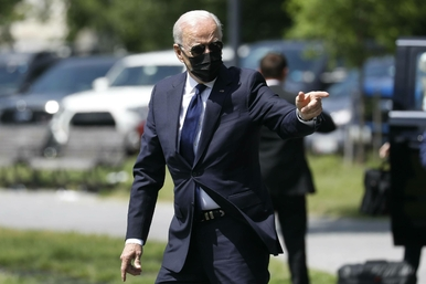 """Wyraźnie zirytowany Biden starł się z dziennikarką. """"Pani tego nie rozumie"""""""