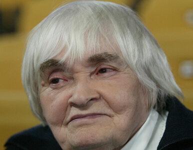 Zmarła prof. Maria Janion. Wybitna humanistka miała 93 lata