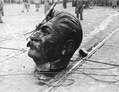 Powstanie węgierskie 1956 roku zaczęło się pod pomnikiem polskiego...
