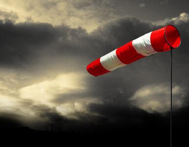 Ostrzeżenia meteorologiczne dla kilkunastu województw. Uwaga na silny wiatr