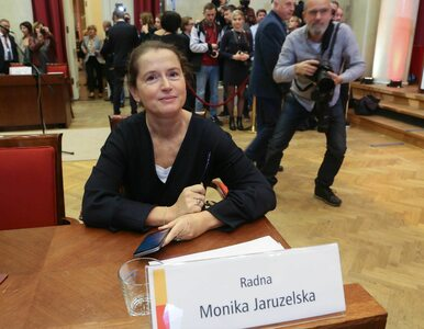 """Monika Jaruzelska ponownie w """"Brunatnej księdze"""". Przez słowa Sebastiana..."""
