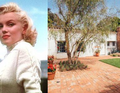 Jedyny dom Marilyn Monroe. To w nim legendarną aktorkę znaleziono martwą