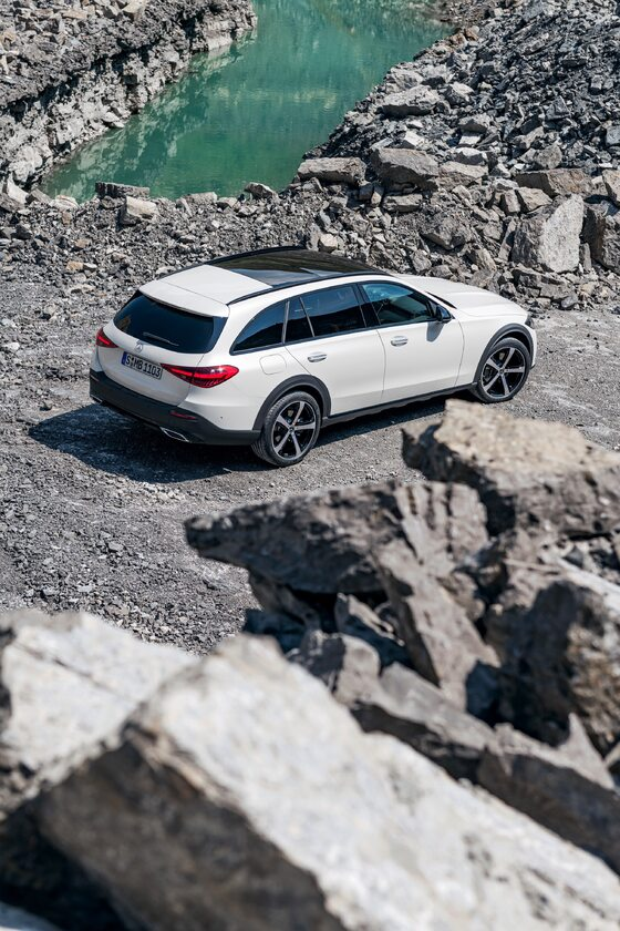 Mercedes-Benz Klasy C All-Terrain