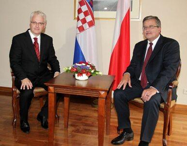 Polska zostanie partnerem Chorwacji?