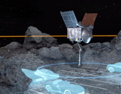 Jedna z najambitniejszych misji w historii NASA. OSIRIS-REx pobierze...