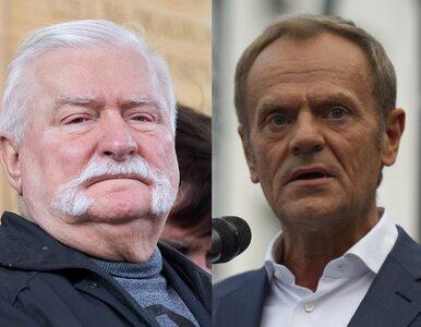 """Lech Wałęsa radzi Donaldowi Tuskowi, mówi o """"szarpaniu"""". """"Jeśli zdrowie..."""