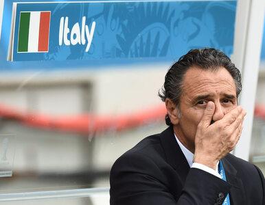 Prandelli podał się do dymisji. Zastąpi go Mancini?