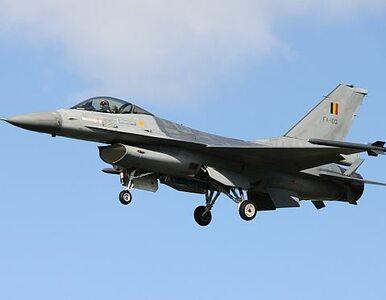 Belgijskie myśliwce nad Libią