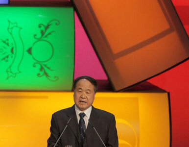 Wydawca: Mo Yan był od 10 lat poważnym kandydatem do Nobla