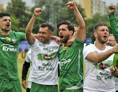 Ostatnia kolejka Fortuna 1. ligi za nami. Wiemy kto zagra w Ekstraklasie...