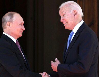 """Po szczycie Biden-Putin. """"Zimna wojna Rosji z Zachodem będzie trwała"""""""