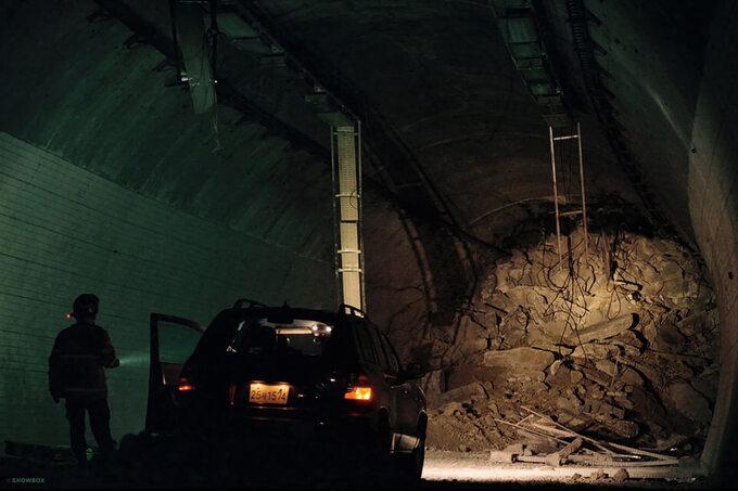 kadr zfilmu Tunel 2016