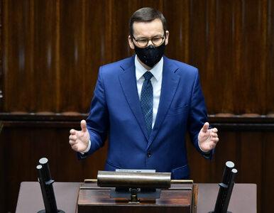 Dzielił ZP, poróżnił opozycję. Projekt o zasobach własnych UE w Sejmie