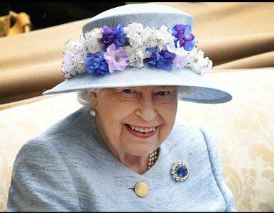 Królowa Elżbieta II wydała oświadczenie. Chodzi o Harry'ego i Meghan