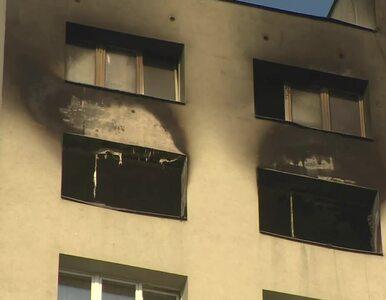 11 ofiar pożaru bloku w Boguminie. Część zginęła skacząc z 12. piętra....