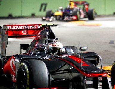 F1: Vettel wygrywa w Singapurze