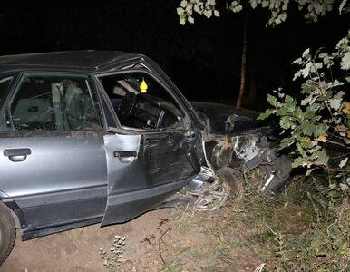 Pijani po wypadku porzucili koleżankę. Mogła przeżyć