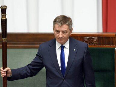 Marszałek Marek Kuchciński mieszka w prezydenckiej willi