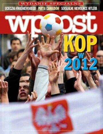 Okładka tygodnika Wprost nr 17/18/2007 (1270)