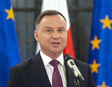 """Andrzej Duda gratuluje niedoszłemu konkurentowi. """"Życzę powodzenia"""""""