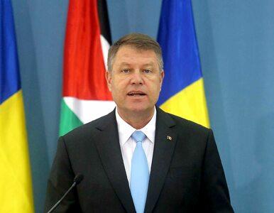 Prezydent Rumunii popiera Polskę w sporze z Komisją Europejską