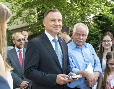 """Andrzej Duda apeluje do PSL Koalicji Polskiej i Konfederacji. """"Spotkajmy..."""