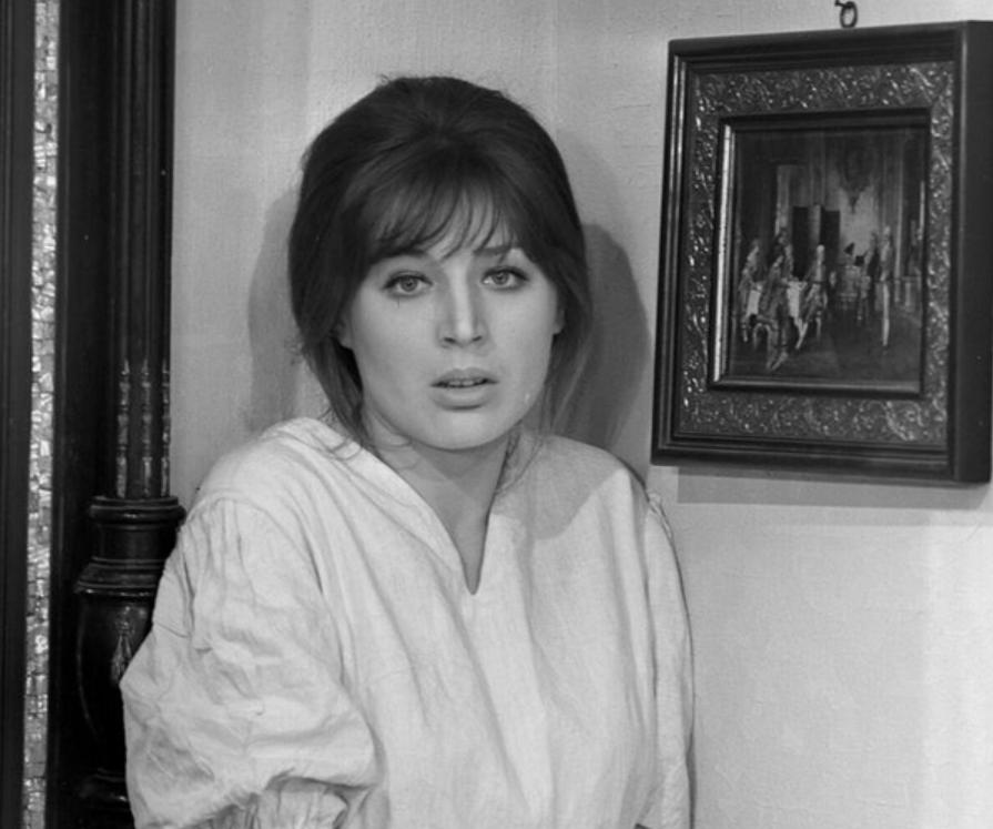 Jak nazywa się aktorka, która grała ukochaną Janosika?