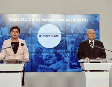 Kaczyński premierem? Wyborcy PiS zdecydowanie wolą Beatę Szydło
