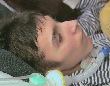 Szpital przekłada założenie sondy żywieniowej chłopcu z zanikiem mięśni