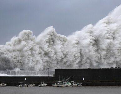 Tajfun Jebi uderzył w Japonię. Sześć osób nie żyje, wielu rannych
