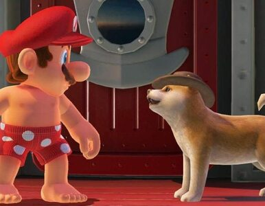 Słynny Mario doczeka się filmu animowanego. Plejada gwiazd zaangażowana...