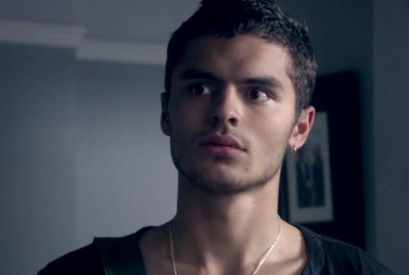 """Sebastian De Souza jako Matty Levan w serialu """"Skins"""""""