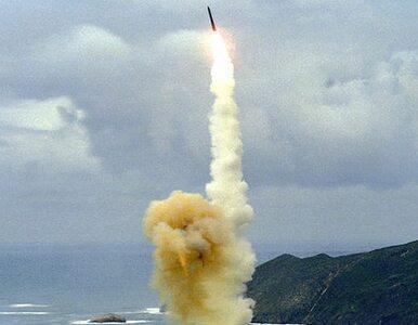 Rakieta balistyczna przechwycona. Test amerykańskiego systemu...