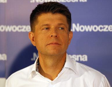 Piotr Misiło jedynką na regionalnej liście wyborczej Nowoczesnej