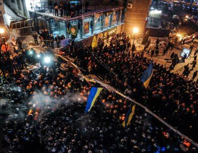 """Funkcjonariusze przechodzą na stronę protestujących. """"Proszą o ochronę"""""""