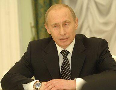 Puting i Bobo - czyli Rosjanie wybierają imię dla... pieska Putina