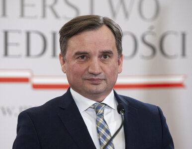 Ziobro: Ufam, że w ramach Nowego Ładu wrócimy do reformy wymiaru...