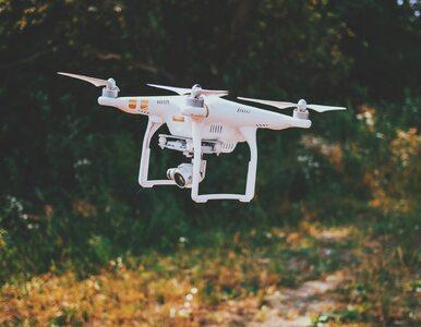 KGHM i Instytut Lotnictwa przetestują drony nad kopalnią w USA