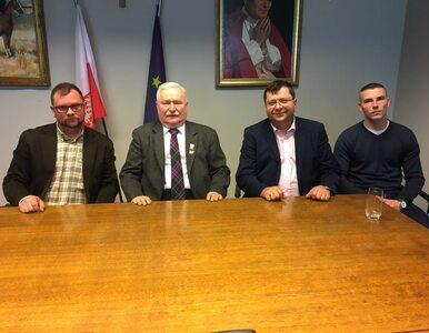 Zaskakujący sojusz. Co łączy Lecha Wałęsę i Zbigniewa Stonogę?