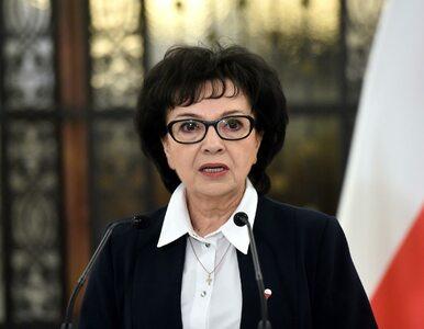 Nadzwyczajne posiedzenie Sejmu ws. koronawirusa. Elżbieta Witek podała datę