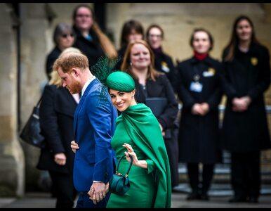 Harry i Meghan nie pytali królowej, czy mogą użyć imienia Lilibet....
