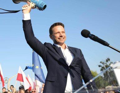 """Co z inauguracją ruchu Rafała Trzaskowskiego? Będzie """"na wypasie"""""""