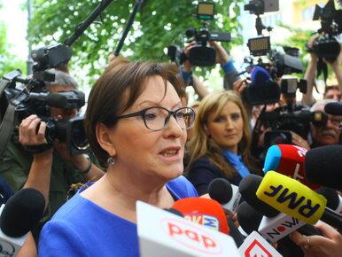 Ewa Kopacz pomagała w identyfikacji ofiar katastrofy smoleńskiej?