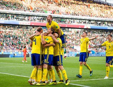 Szwecja gromi Meksyk i wygrywa grupę. Obie drużyny zagrają w 1/8 finału
